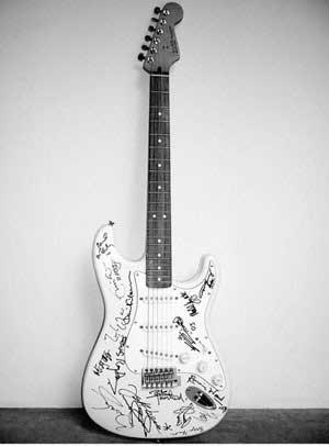 Gitar mahal